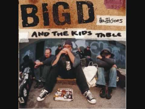 Big D And The Kids Table - Safe Haven