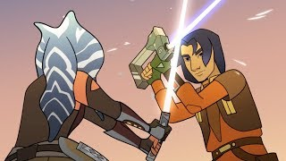Star Wars Forces of Destiny   A Disarming Lesson   Disney