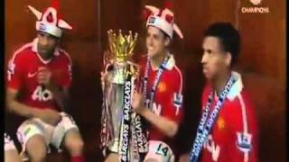 Chicharito Campeon! Manchester United Campeon!