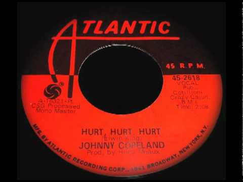JOHNNY COPELAND... HURT, HURT, HURT