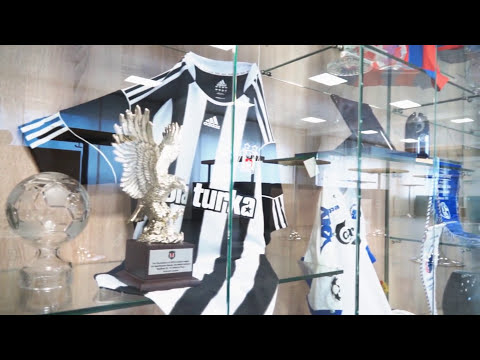 Doosan Arena - domov fotbalové Viktorie