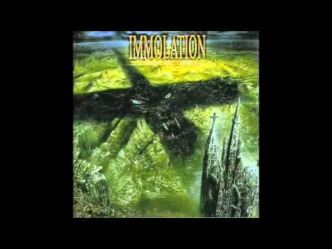 Immolation - A Kingom Divided