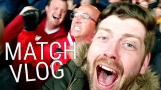 LIVERPOOL 3-0 MAN CITY | MATCH VLOG | CHAMPIONS LEAGUE Quarter Finals