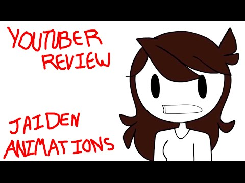 Youtuber Review: JaidenAnimations