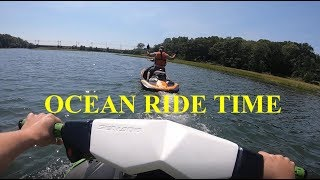 Ocean Ride on the Sea Doo Spark Trixx and Spark ACE