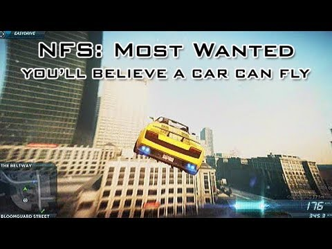 Need for Speed: Most Wanted (2012) - You'll Believe a Car Can Fly - Xbox 360 (NFS001)