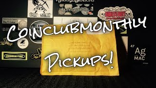 Unboxing Coin Club Monthly Pickups