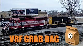 VIRTUAL RAILFAN GRAB BAG 12/14/2019!