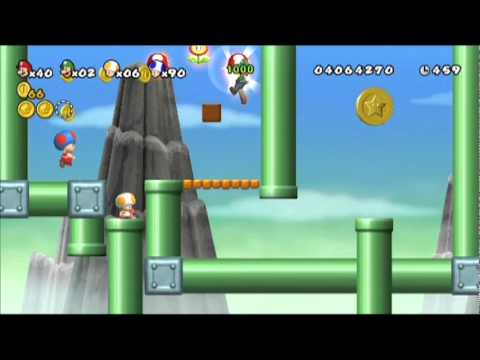 New Super Mario Bros. Wii - Episode 11 Music Videos