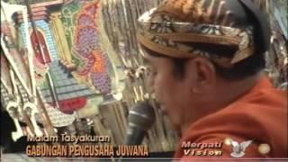 Wayang Kulit, WISANGGENI GUGAT, CD 1, Ki Anom Suroto, Ki Bayu Aji Pamungkas