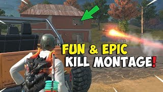 Recap! ROS Fun & Crazy Kill Montage! (Rules of Survival)