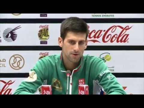 Novak Djokovic: Dieses Gefühl habe ich sonst nicht | International Premier Tennis League