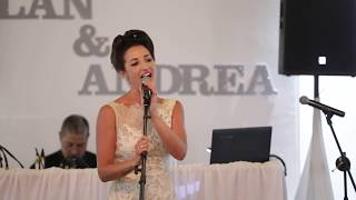 Shallow - Bride sings to groom
