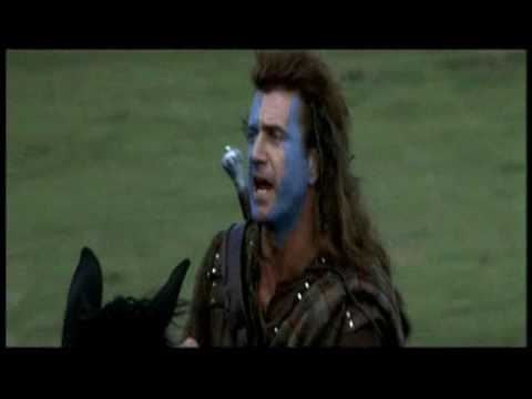 Braveheart - Discorso di William Wallace .wmv