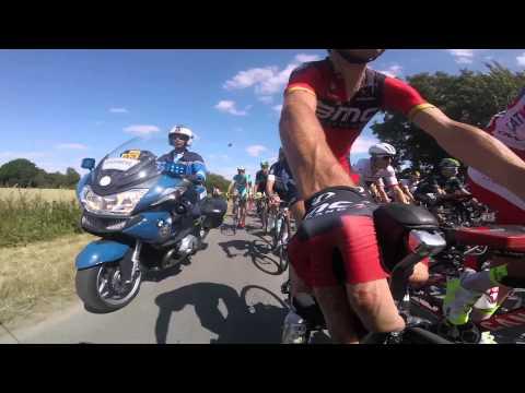 GoPro: Tour de France 2015 - Stage 8 Highlights