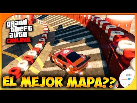 LA MEJOR GYMKHANA DE DRIFT!! TORNEO | GTA V ONLINE | c/Braxxter