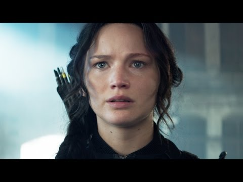 The Hunger Games Mockingjay Part 1 Trailer Official