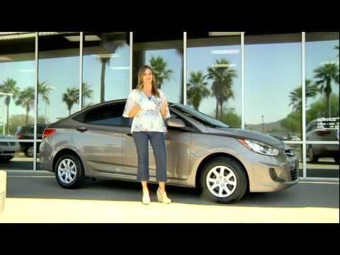 2012 Hyundai Accent Review - Hyundai of Tempe