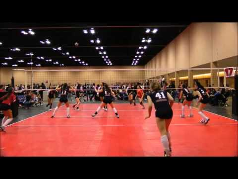 Julia Shemaitis 2014 Outside Hitter Volleyball Recruiting video