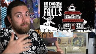 The Exorcism at the House of Monkton Falls - Board Game Review