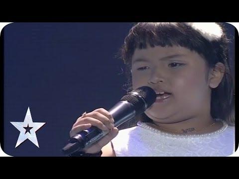 """Putri Ariani Sings """"Don"""