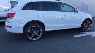 2013 Audi Q7 Oxnard, Ventura, Camarillo, Thousand Oaks, Santa Barbara, CA AX04175A