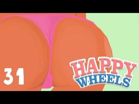 DAT ASS! - Happy Wheels - Part 31