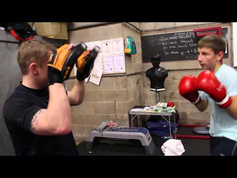 Oscar Boxing Training Taunton Image 1