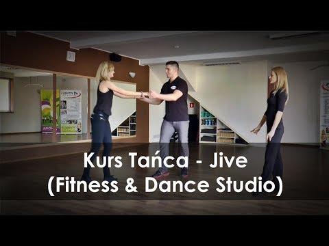Kurs Tańca, Taniec, Nauka Tańca JIVE (F&D Studio) - ITVBełchatów