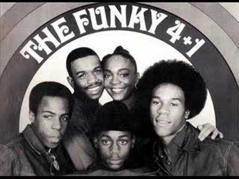 Funky Four + 1 - King Heroin