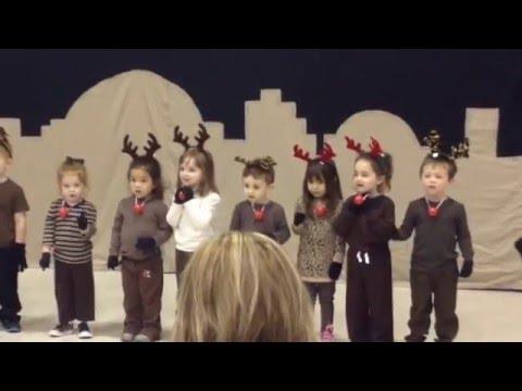 The Reindeer Pokey