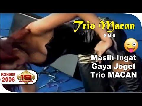 KONSER ~ Masih Ingat Gaya TRIO MACAN Saat Manggung - Sms (Live HUT KOSTRAD Ke 46 Malang)
