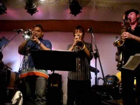 LUIS VALLE - CUBAN JAM@miles'cafe(05/28)