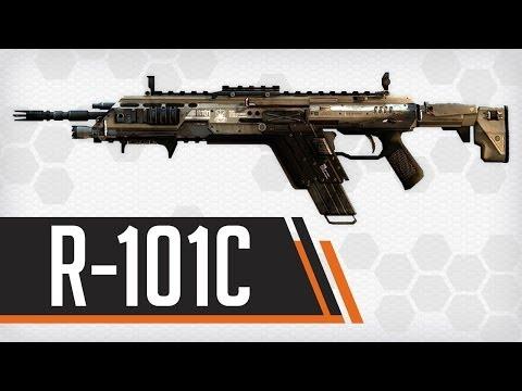 R-101C Carbine : Titanfall Weapon Guide & Gun Review