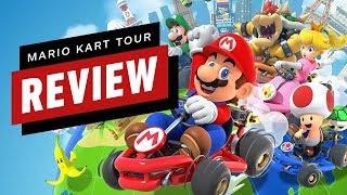 Mario Kart Tour Video Review