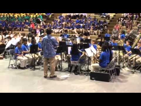 Pearl Harbor Elementary School Band