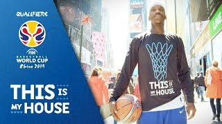 The Bone Collector takes on New York City - This Is My House - FIBA Basketball World Cup 2019