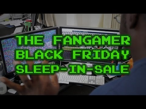 Black Friday Sleep-In-Sale 2013