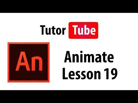 Adobe Animate Tutorial - Lesson 19 - Eyedropper Tool