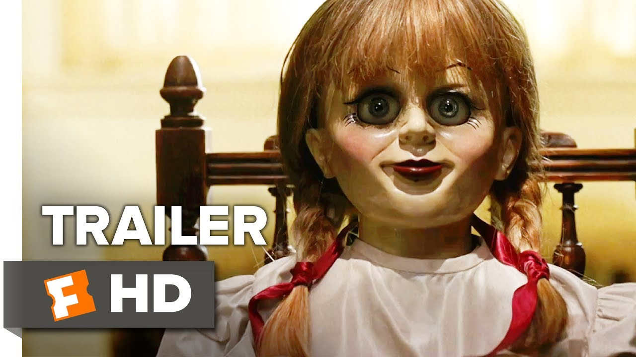 Annabelle: Creation Trailer #2 (2017) | Movieclips Trailers