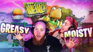 *NEW* MOISTY PALMS/GREASY GROVE RETURNS?!? FT. NINJA & HYSTERIA