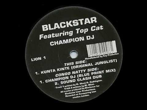 Blackstar Feat Topcat -- Champion Dj -- Old School Ragga Jungle video