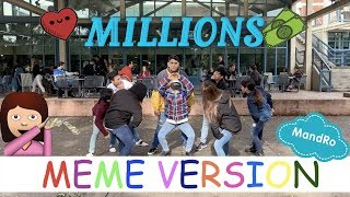 [K-pop in Public Challenge] WINNER (위너) - MILLIONS Full Dance Cover by SoNE1