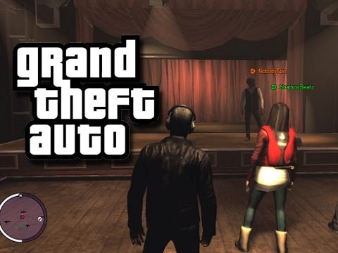 GTA Funny Moments and Stuff 10! (I Can't Wait for GTA 5!)