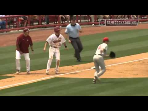 Highlights: South Carolina Baseball vs. Georgia - Game 2