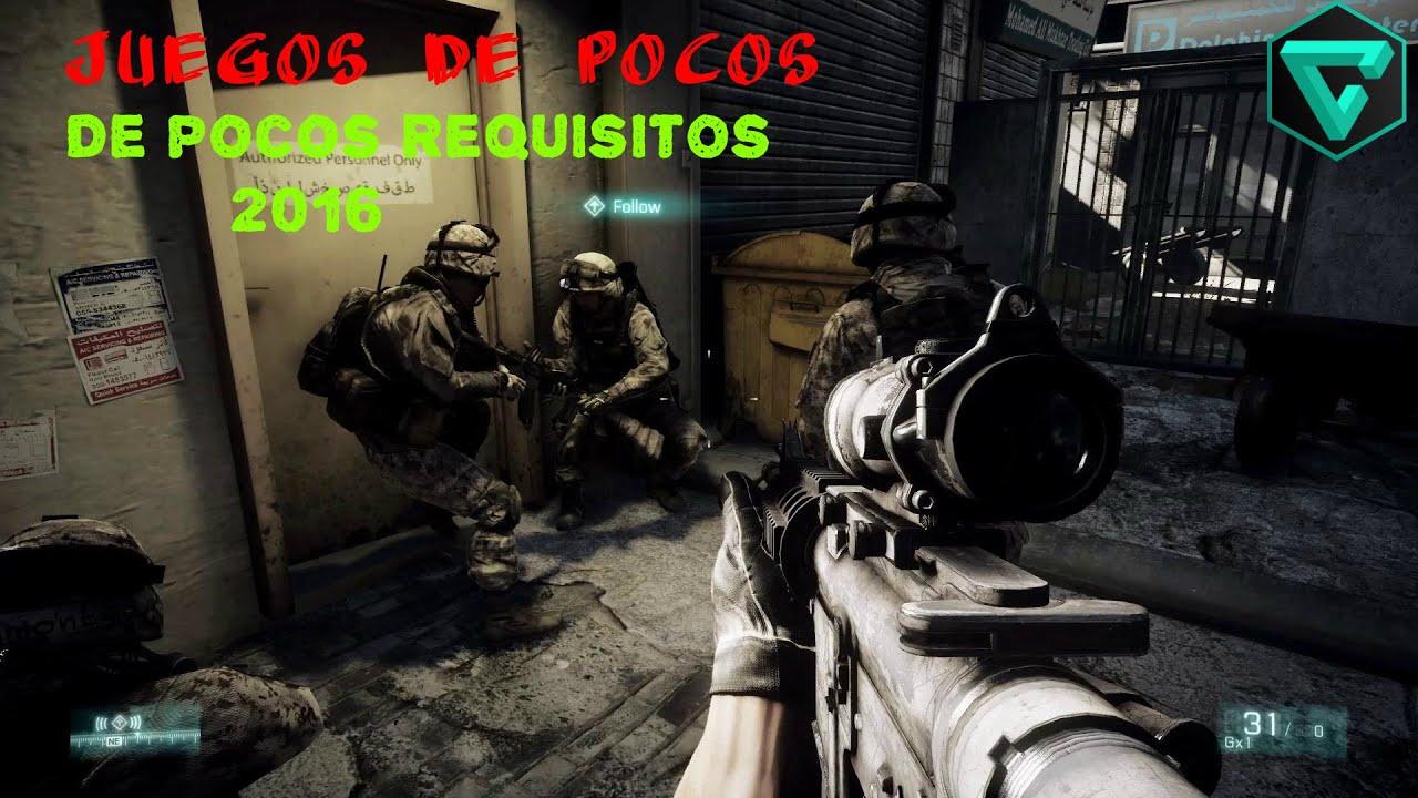 Top 7 Juegos Pocos Requisito #1 [1 Link] [MEGA]