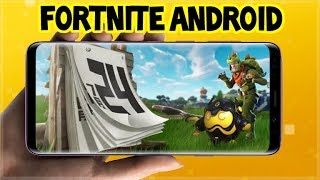 Fortnite Mobile On ANDROID Release DATE! - POSSIBLE RELEASE NEXT WEEK!