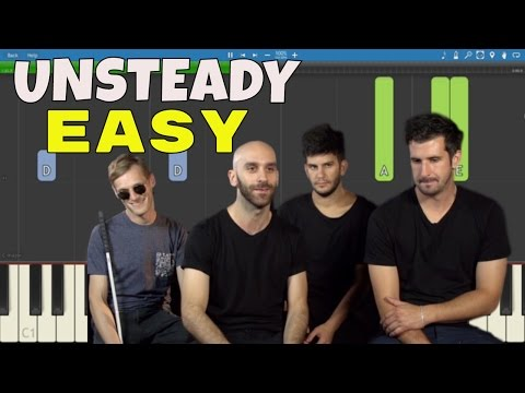 X Ambassadors Unsteady Piano Cover :: Unlimited Video Download Website