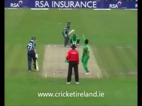 3rd RSA T20I - Ireland v Bangladesh