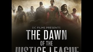 Justice League Comic Con Trailer 2017